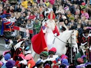 intocht sinterklaas amsterdam1 300x224 Happy St Nicholas day!